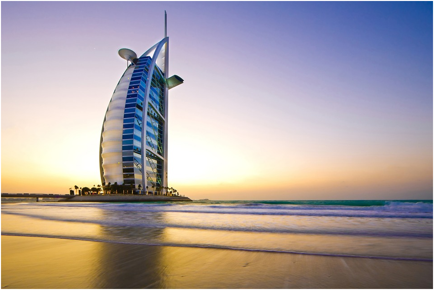 5-Star Hotels in Dubai