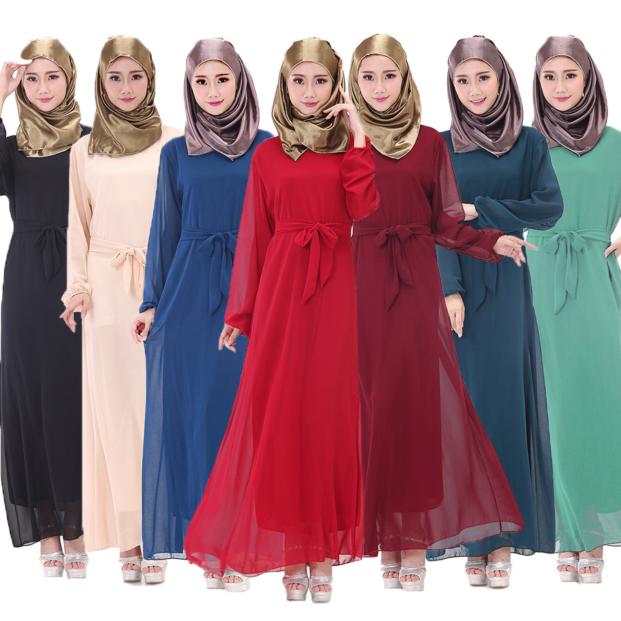 Different variety of Abaya available in the market 1