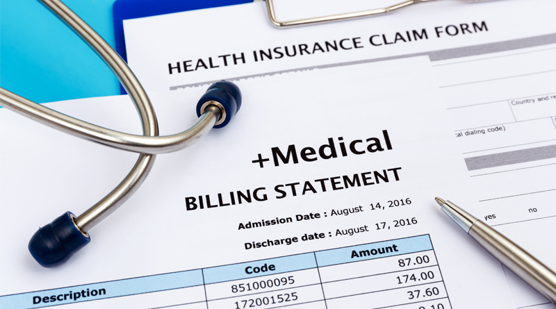 Medical claims and billing