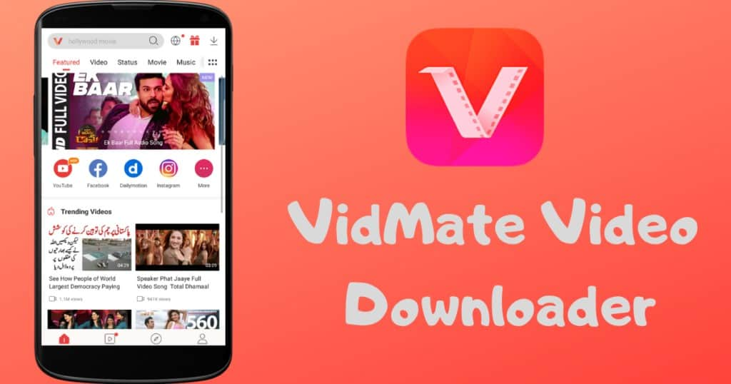 Why To Select Vidmate Video Downloader? | Todayspast