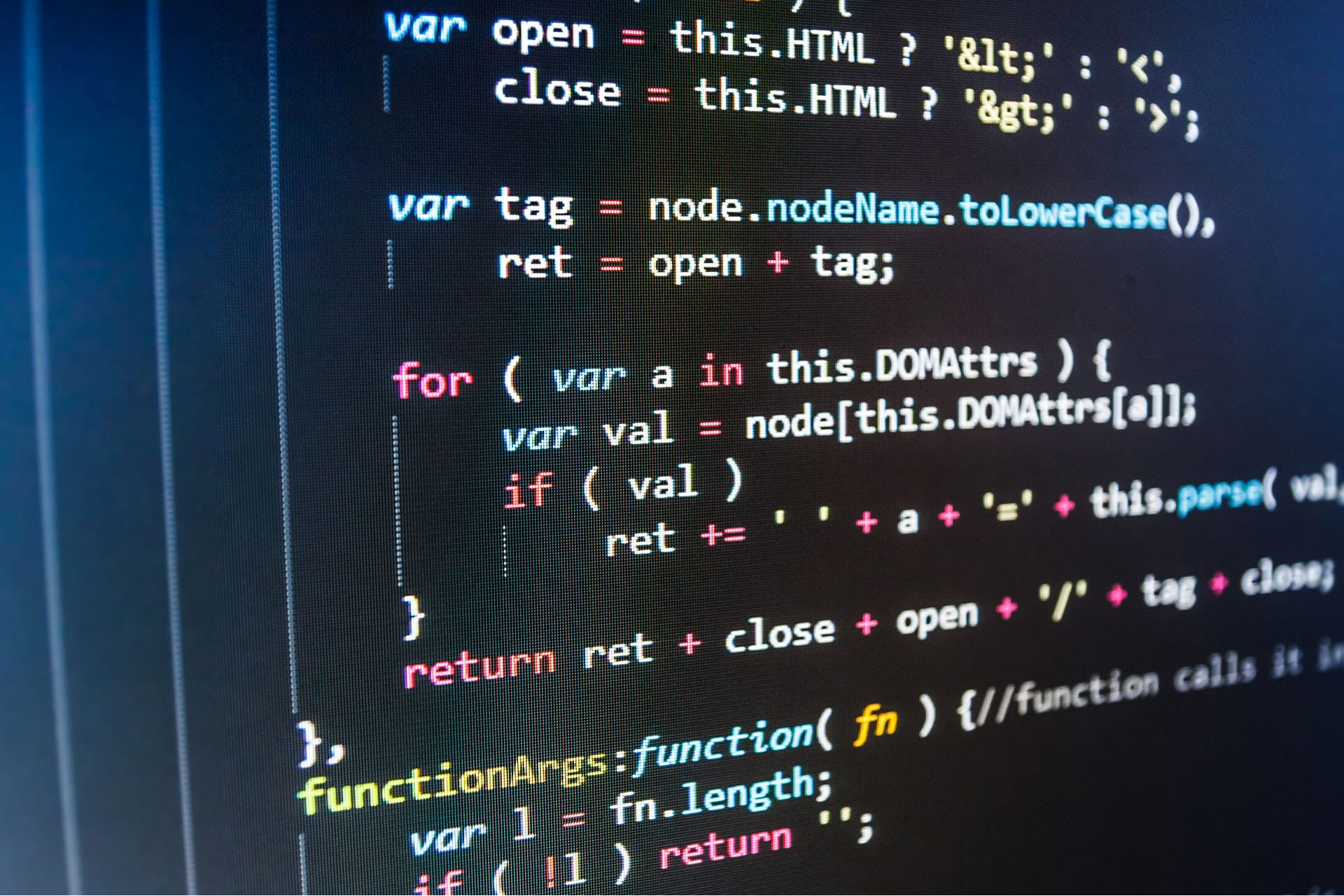 PHP, a language with many advantages for web development!
