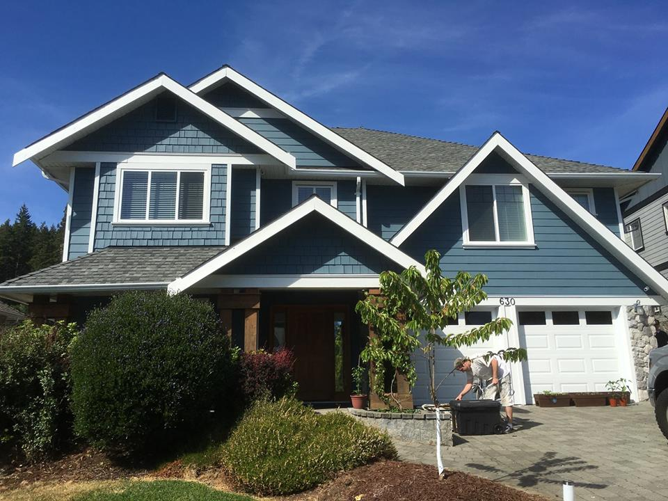 house painters victoria bc