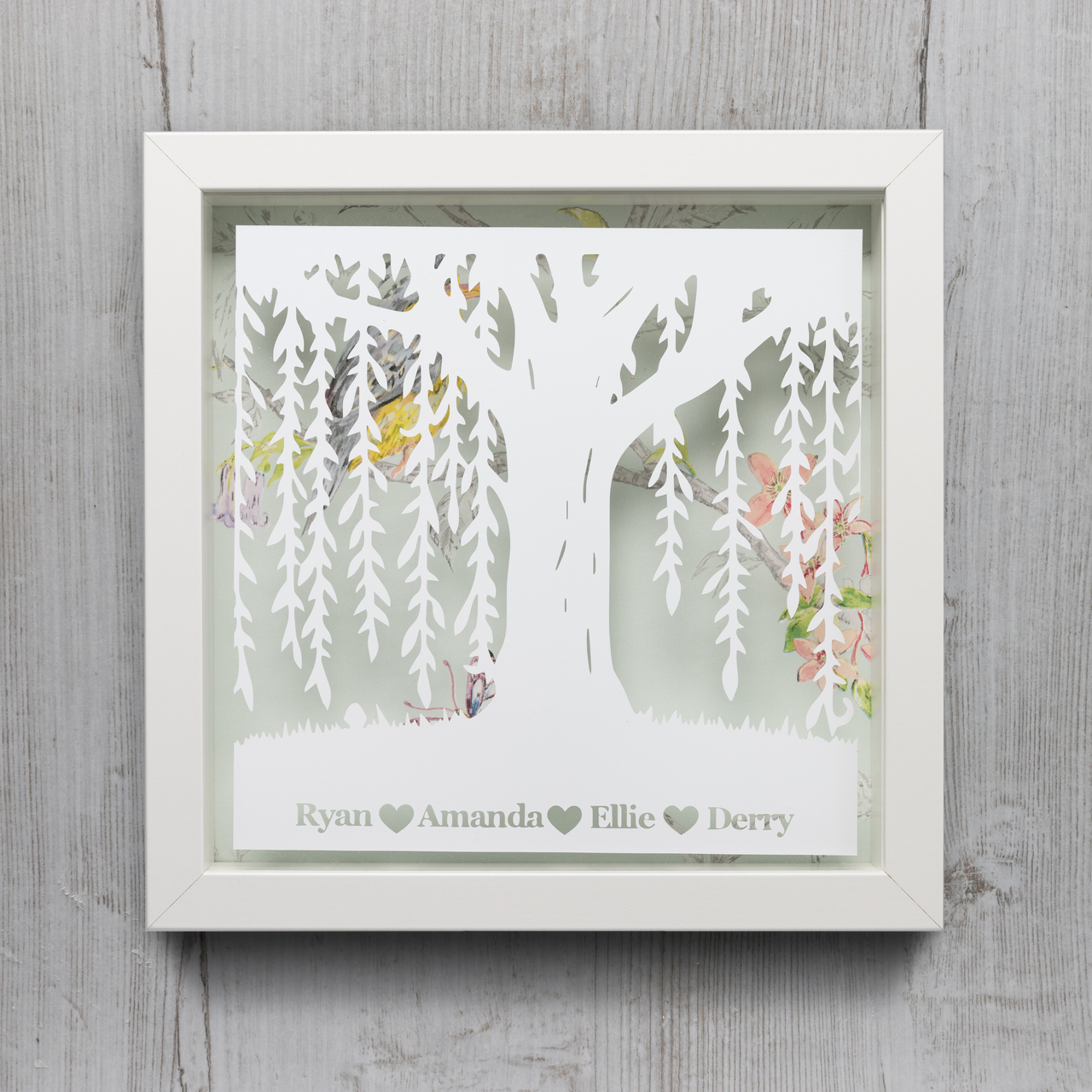 Willow Tree Frames