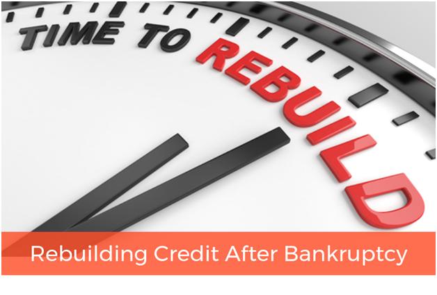 6 Hacks For Rebuilding Credit After Declaring Bankruptcy 1