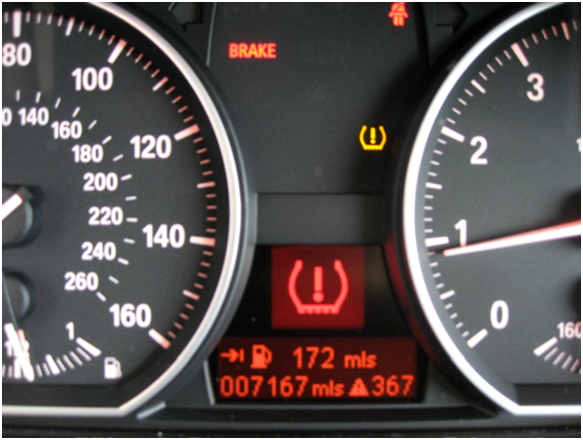 How to Respond to the Brake Warning Light 1