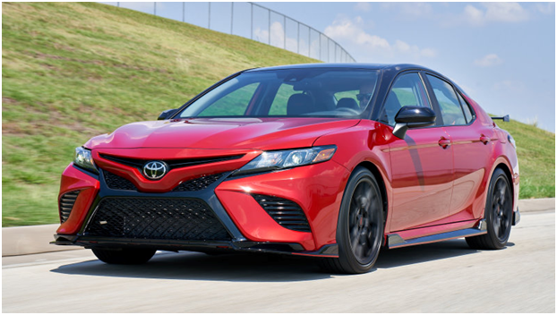 What Changes are made in 2020 Toyota Camry? 9