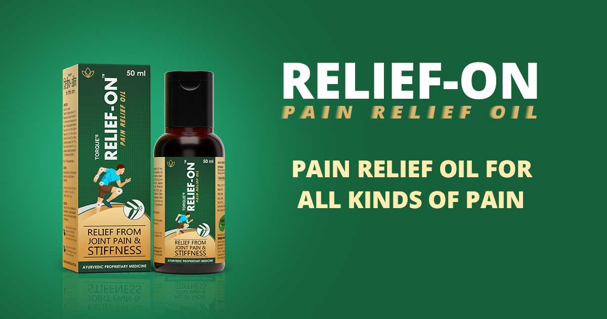 Relief-On - Revolutionary Ayurvedic Pain Relief Oil 3
