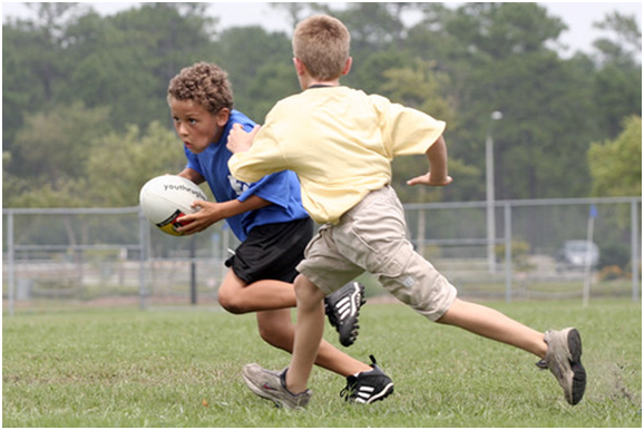 Why rugby can be a great discipline tool for kids 1