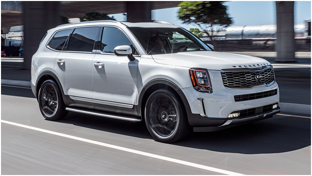 What Makes Kia Telluride 2020 a Perfect Mid-Size SUV? 1