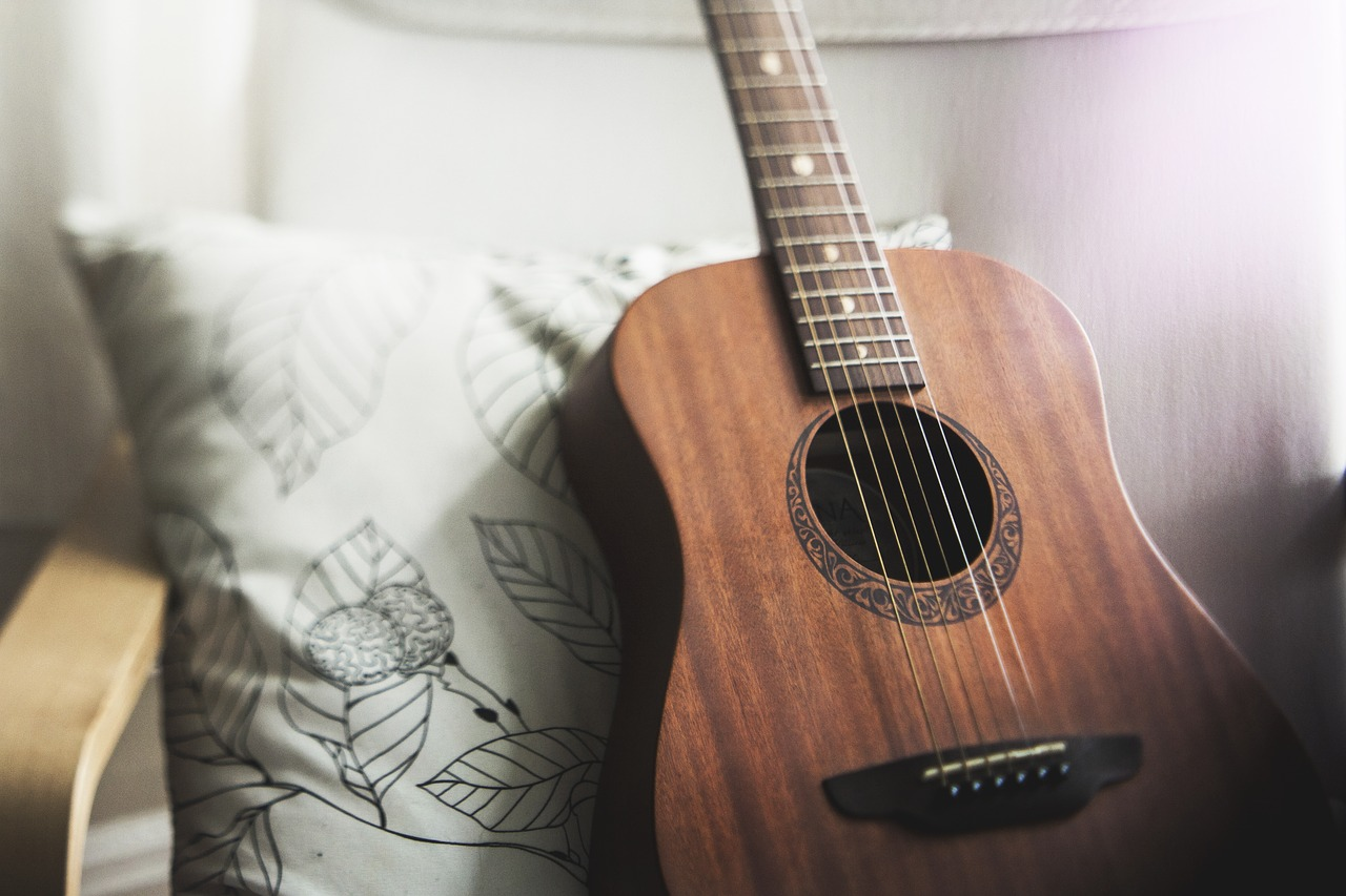 Why Acoustic Guitar Is A Great Sounding Instrument? 1