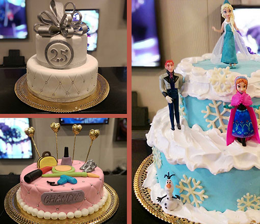 Why Choose Custom Made Cakes? 1