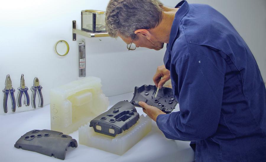 The Incredible Benefits of Vacuum Casting In Product Development 1