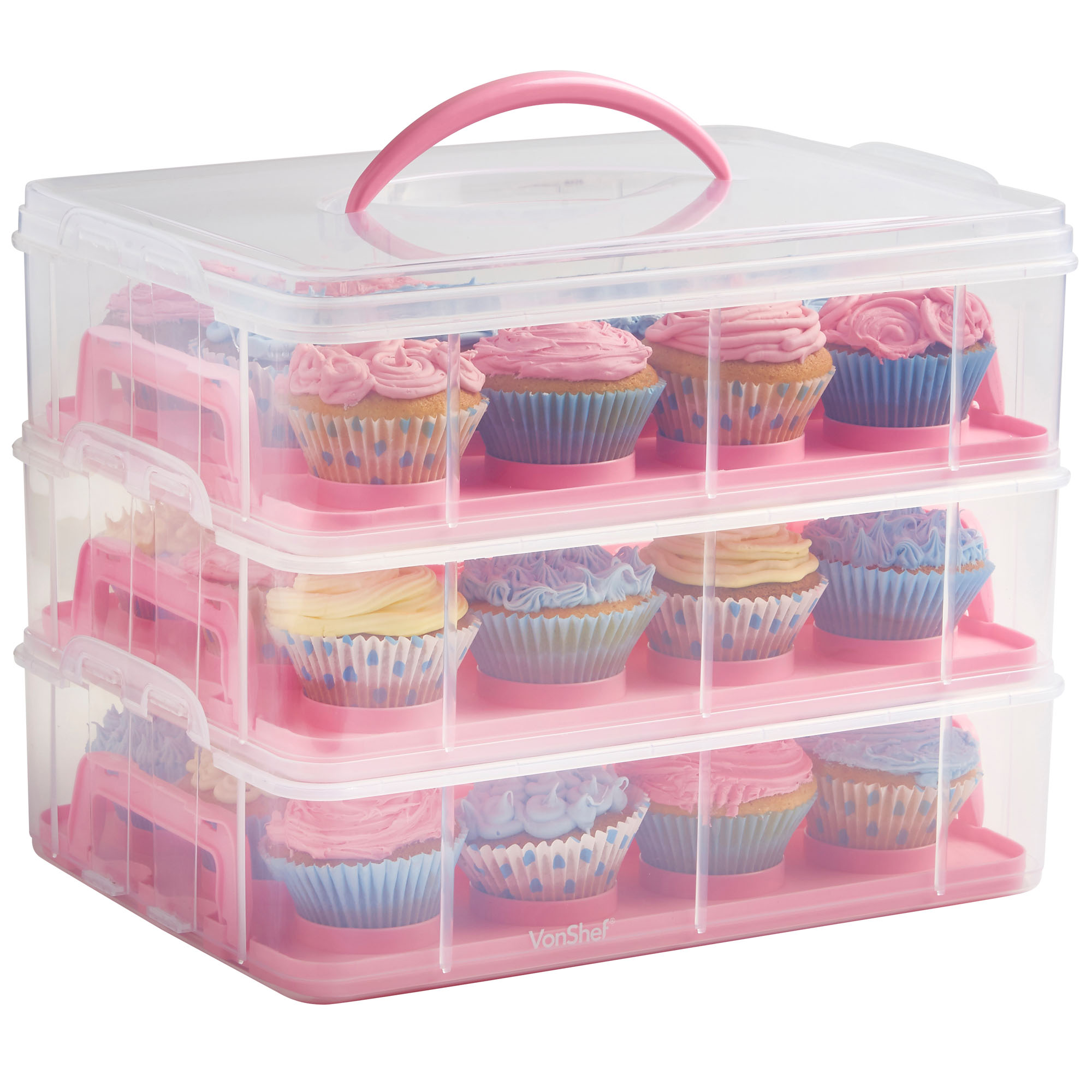 How To Choose Right Cupcake Carrier 1