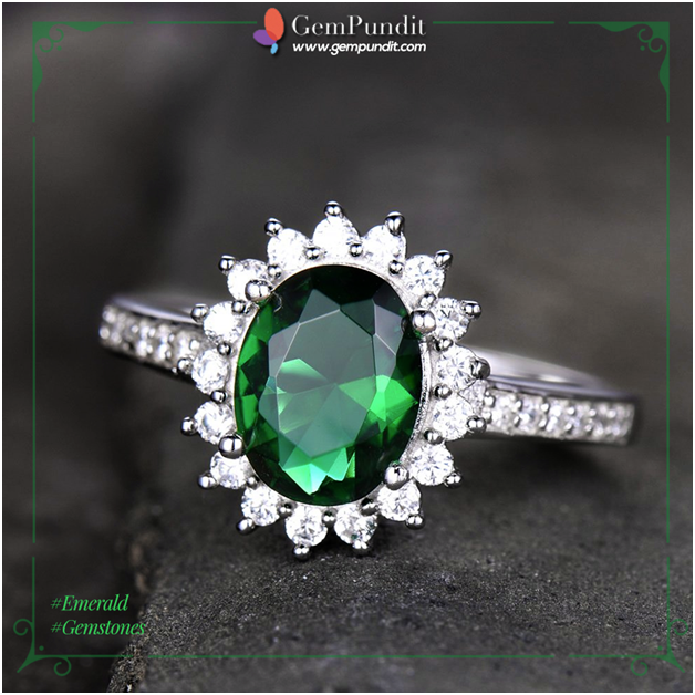 The Stone of Successful Love: Emerald 1