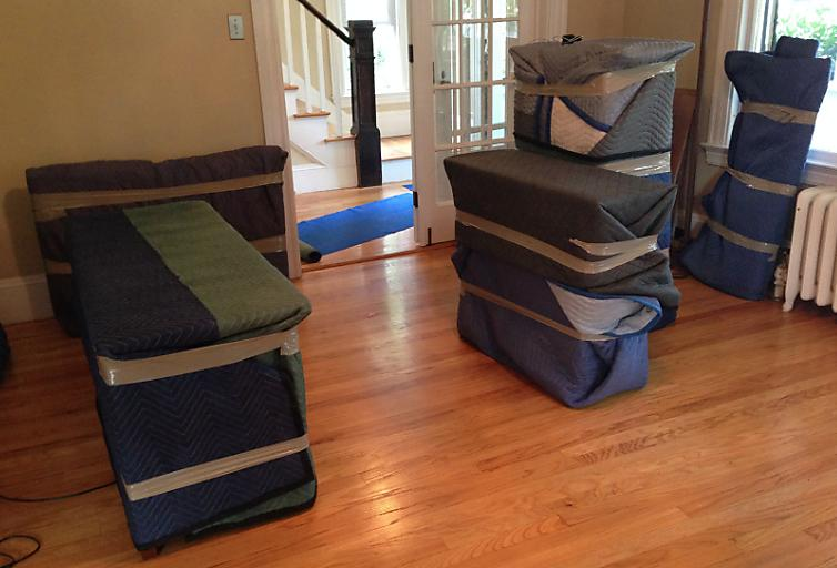 Benefits & Uses of moving blankets 1