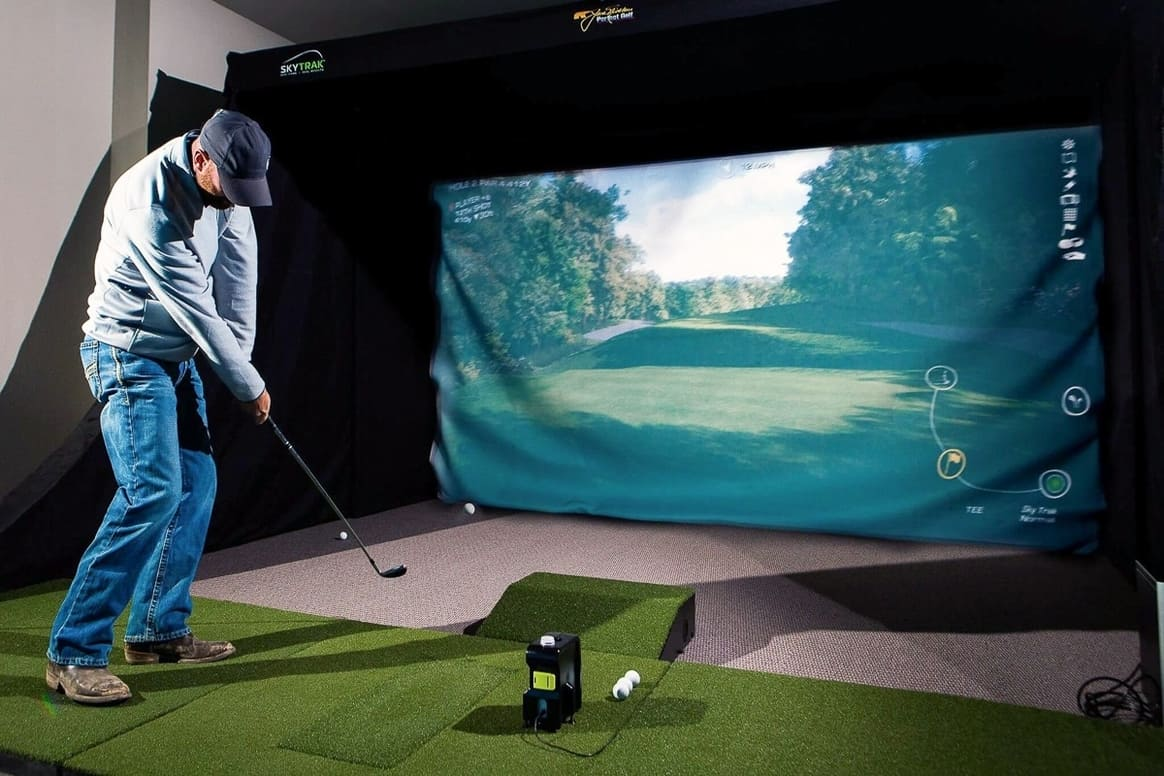 Step by step instructions to Set Up A Golf Simulator 1