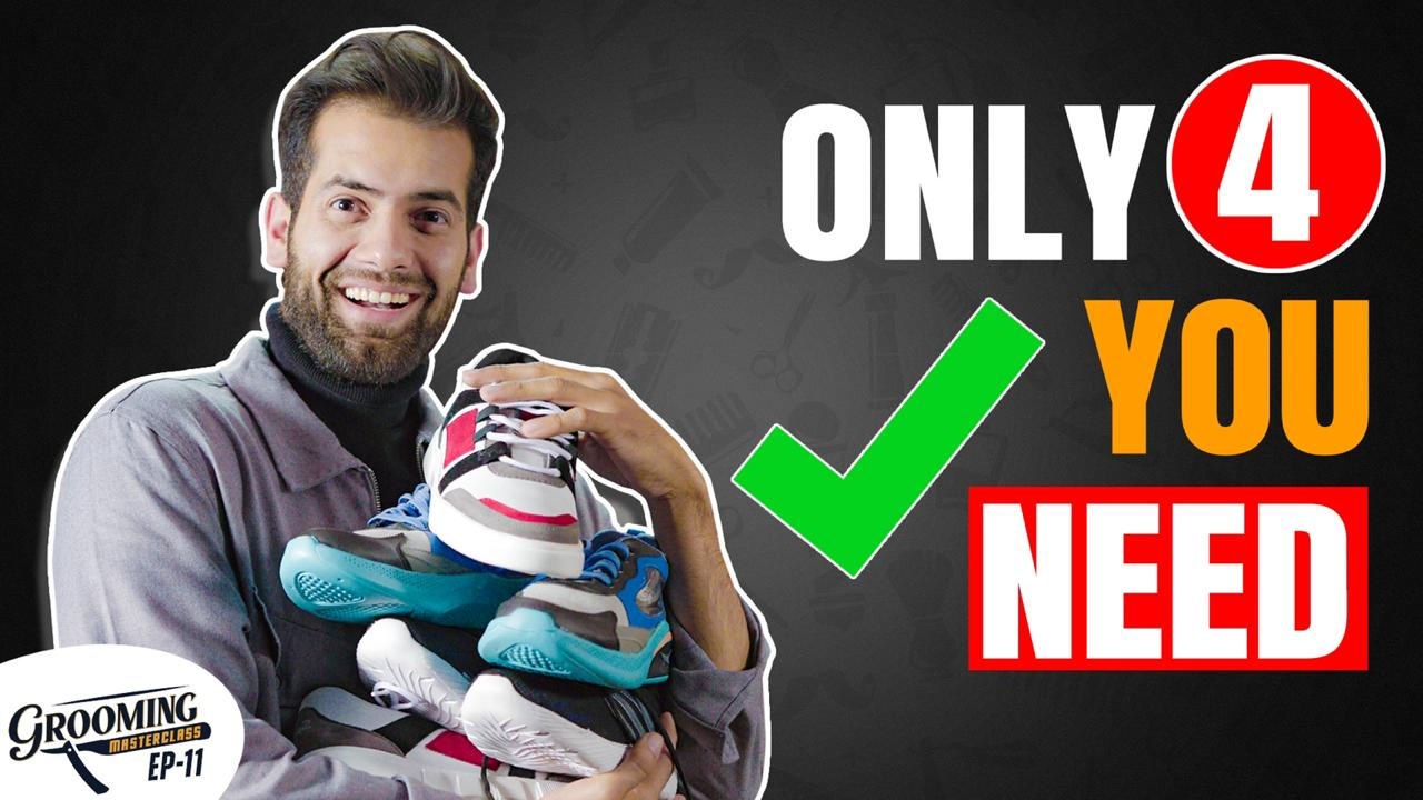 How to choose the best shoe collection for men? 1