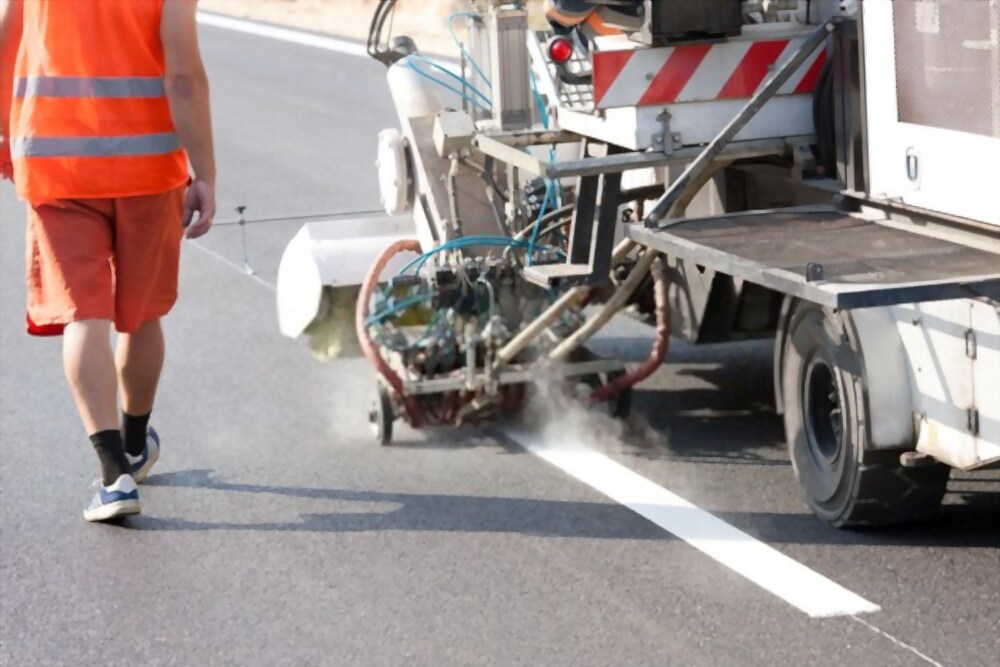 Select the Best Pavement Marking Companies 1