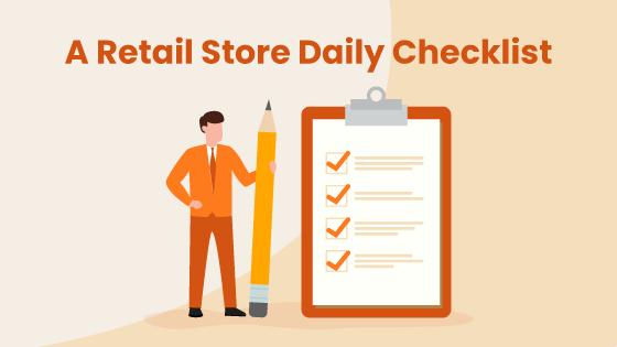 Retail Opening Checklist