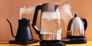 Which kettle is best for boiling water? 9