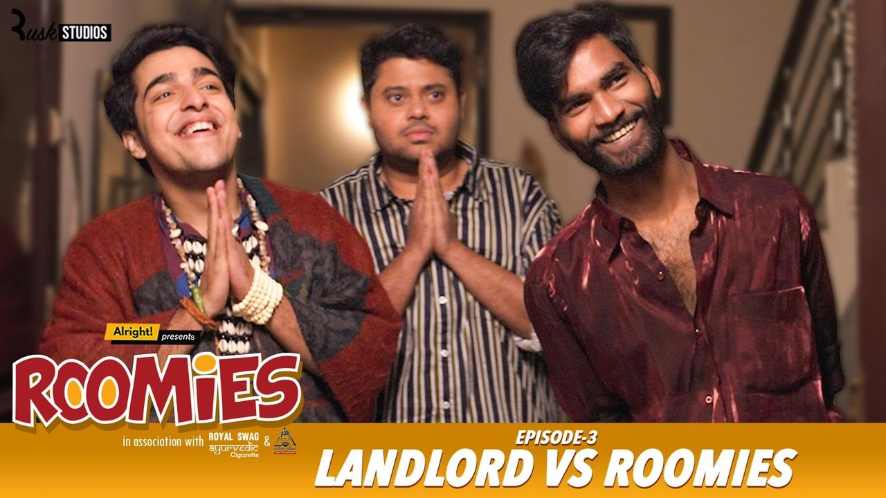 How alright YouTube channel becomes more famous for the roomies vs landlord video? 4