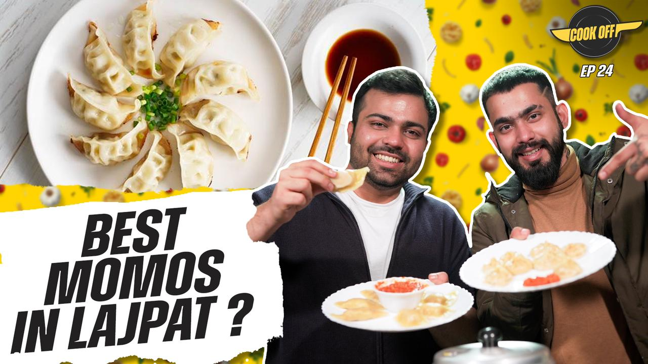 Have you cooked About the Spiciest Momos Challenge? 1