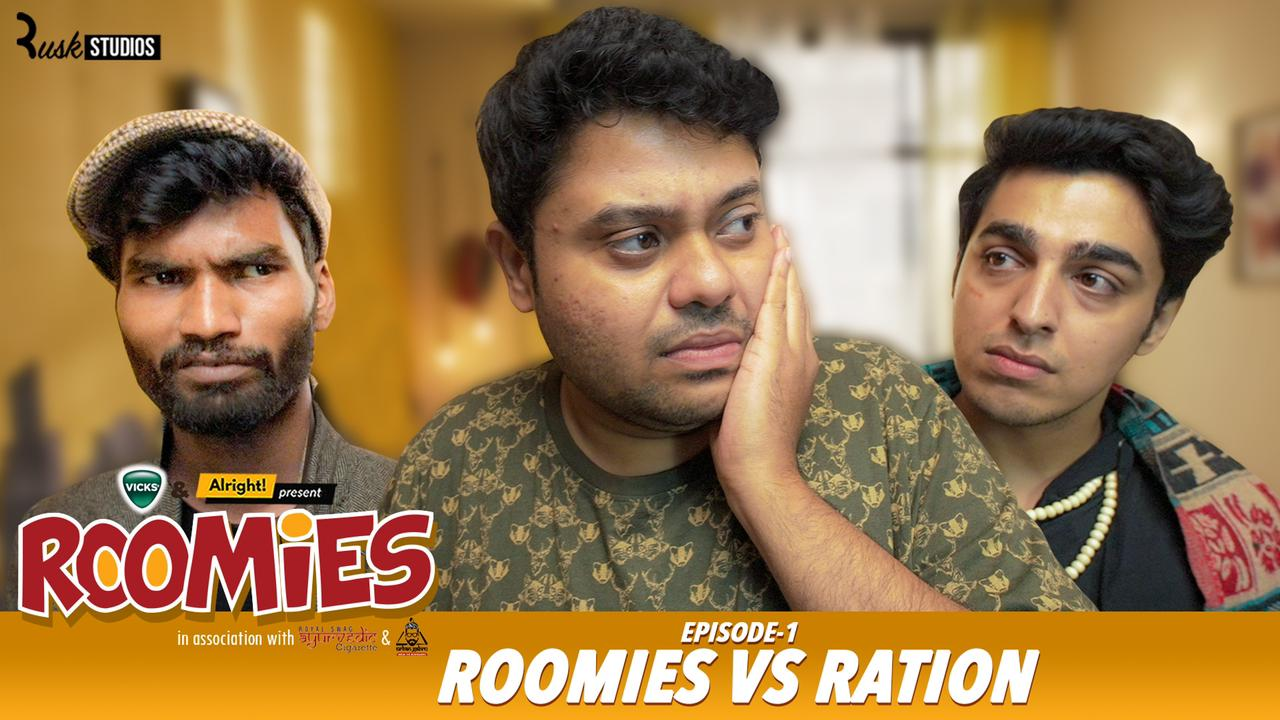 What Alright channel tells about Roomies concepts? 1