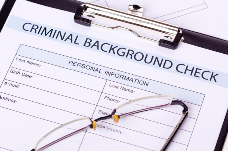 criminal background checks for employment